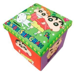 クレヨンしんちゃん スツールボックス B 64699209|bigstar