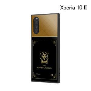 ディズニー Xperia 10 II /耐衝撃ハイブリッドケース KAKU ツイステッドワンダーランド/サバナクロー寮 IQ-DXP10K3TB-DG024 (メール便送料無料) bigstar