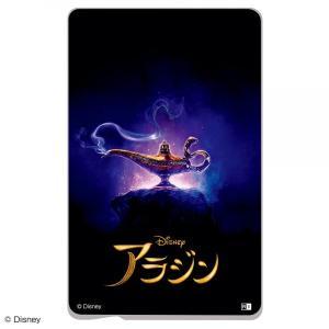☆ ディズニー ディズニー映画『アラジン』 ICカードステッカー『アラジン/ポスター』 IN-DICS/AL01|bigstar