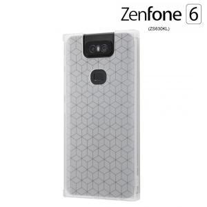 ☆ ASUS ZenFone 6 ZS630KL (6.4インチ) 専用 耐衝撃ソフトケース KAKU クリア(半透明) IS-RAZ6TK1/C (メール便送料無料)|bigstar