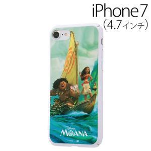 fa8e8f6968 ディズニー モアナと伝説の海 iPhone7 (4.7インチ) 専用 スマホハードケース ...