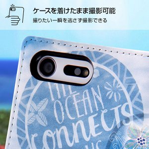 433a65da51 ☆ ディズニー モアナと伝説の海 docomo Xperia X Compact (SO-02J) 専用 ...