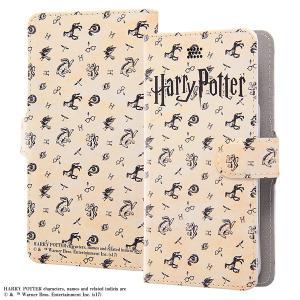 ☆ ハリー・ポッター 各種スマートフォン対応 手帳型ケース マグネット/ハリー・ポッター4 IJ-WSPFLC/HP004 bigstar