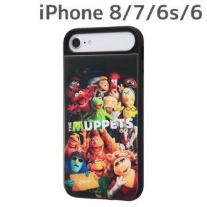 ☆ マペッツ iPhone8/7/6s/6 専用 耐衝撃ケース キャトル パネル オールスターズ IQ-DP76PCB/MS001 (レビューを書いてメール便送料無料)|bigstar