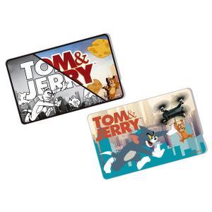 実写映画 トムとジェリー ICカードステッカー IN-WICS/TJ|bigstar