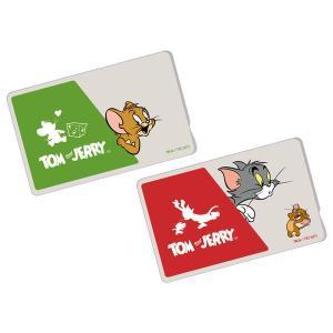 トムとジェリー ICカードステッカー IN-WICS/TJ|bigstar