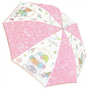 【同梱不可】すみっコぐらし ぺんぺんアイスクリームテーマ キャラクター長傘 アイスクリーム 35099 bigstar