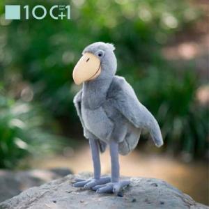 ☆ ぬいぐるみ101 鳥のヌイグルミ スタンディングバード ハシビロコウ SEMB11 bigstar