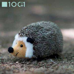 ☆ ぬいぐるみ101 動物のヌイグルミ ハリネズミ SM085|bigstar