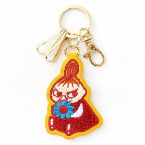 ムーミン サガラ刺繍キーリング リトルミイ2 S8344230 bigstar