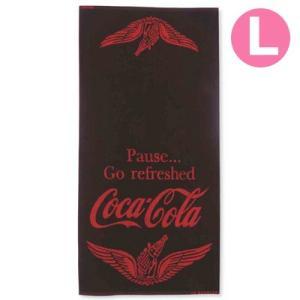 コカ・コーラ レジャータオル(L) ウイング COC1248C|bigstar