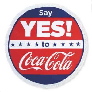 コカ・コーラ  サーキュラータオル C COC271C|bigstar