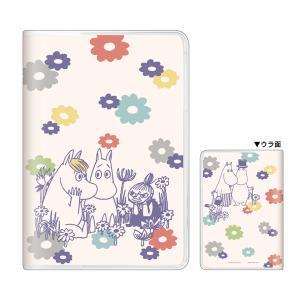 ムーミン B6マンスリー手帳 お花 300464|bigstar