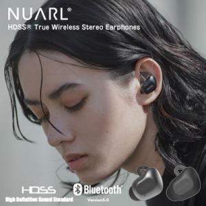 (送料無料)☆ NUARL HDSS 完全ワイヤレスイヤホン True Wireless Stere...