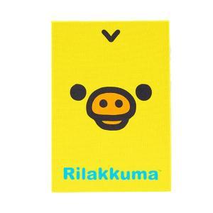 リラックマ リラックマフェイステーマ 御朱印帳 キイロイトリ rilakkuma-5 (メール便送料無料)|bigstar