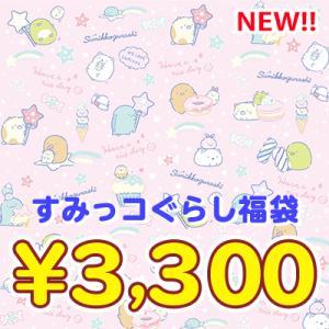 すみっコぐらし 3300円福袋(福箱)|bigstar
