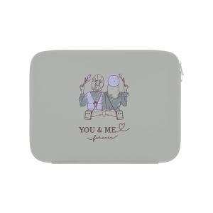 タブレットポーチ YOU & ME 101405|bigstar