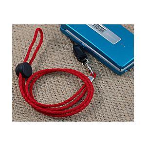 レザーネックストラップレッドNDS-3 J105-700719|bigstar