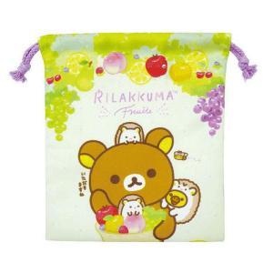 リラックマ 巾着 CKC10-RK bigstar