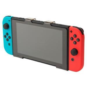 CYBER Nintendo Switch用 アクリルカバー ブルーライトカットタイプ CY-NSACRC-BC|bigstar
