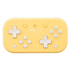 CYBER 8BitDo Lite Bluetooth Gamepad イエローエディション CY-...