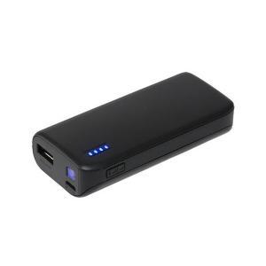 CYBER Nintendo Switch/Switch Lite用 モバイルバッテリー ブラック CY-NSMB-BK bigstar