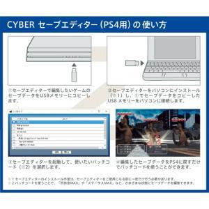 (送料無料)[CYBER] PS4用 セーブエ...の詳細画像2