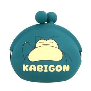 ポケットモンスター(ポケモン) POCHI シリコンがまぐち カビゴン 13846|bigstar