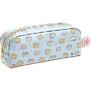 (8) ころころコロニャ ぷらむちゃんがコロニャのパンニャさんにあそびにきたニャテーマ ペンポーチ PY71801 bigstar