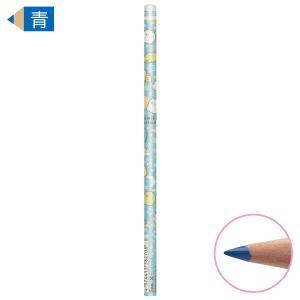 (3) すみっコぐらし キャラミックス 鉛筆いっぱい 青鉛筆 PH05601 bigstar