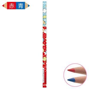 (3) すみっコぐらし キャラミックス 鉛筆いっぱい 赤青鉛筆 PH05701 bigstar