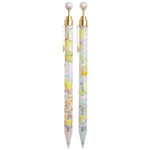 (5) すみっコぐらし ぺんぺんフルーツバケーションテーマ シャープペン 2本セット PH06001|bigstar
