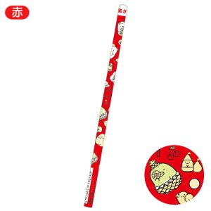 (7) すみっコぐらし ぺんぺんフルーツバケーションテーマ キャラミックス 鉛筆いっぱい 赤鉛筆 PH07001 bigstar