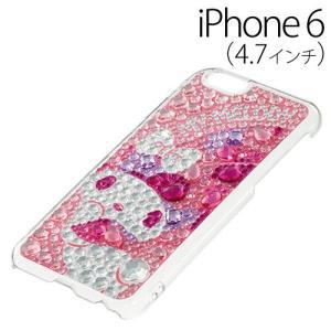 ▲ iDress マイメロディ iPhone6 (4.7インチ) 専用 ジュエリーカバー カモフラージュ iP6-MM02 bigstar
