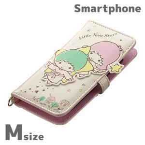 ☆ iDress キキララ 各種スマートフォン対応 マルチカバー (M) パリのまちなみ SMC-TS02|bigstar