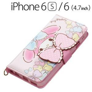 ☆ iDress マイメロディ iPhone6s iPhone6 (4.7インチ) 専用 ダイカットカバー かくれんぼ i6S-MM09 bigstar