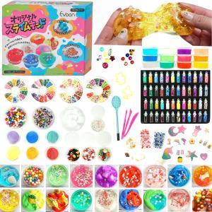 Evoon スライムキット スライム スライムセット スクイーズ 女の子 おもちゃ 人気 プレゼント...