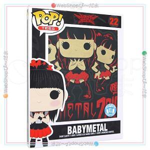 BABYMETAL Rock Poster Pop T-Shirt Tシャツ(XL)◆新品Ss bii-dama