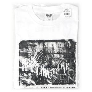 HiGH&LOW ファイナル ツアーTシャツ ホワイト(S)◆新品Ss(ゆうパケット対応)|bii-dama
