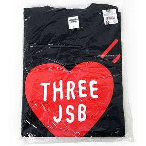 三代目JSB/UNKNOWN METROPOLIZ 東京ドーム限定 第2弾 THREE JSB Tシャツ(M)◆新品Ss(ゆうパケット対応) bii-dama