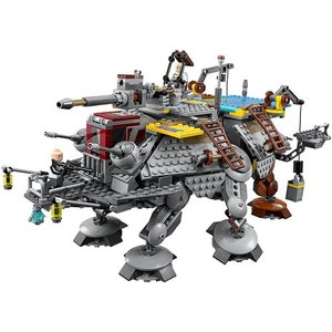 LEGO レゴ スター・ウォーズ キャプテン・レックスのAT-TE 75157◆新品Sa【即納】|bii-dama