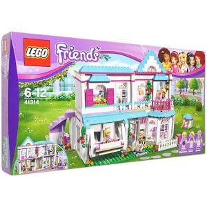 LEGO レゴ フレンズ ステファニーのオシャレハウス 41314◆新品Ss【即納】|bii-dama