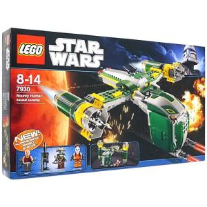 LEGO レゴ スター・ウォーズ バウンティハンターアサルトガンシップ 7930◆新品Sa|bii-dama