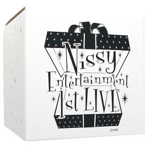 AAA Nissy(西島隆弘)/NissyからのGIFTBOX型スノードーム◆新品Ss【ゆうパケット非対応/送料680円〜】【即納】|bii-dama