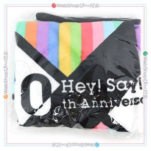 Hey!Say!JUMP I/O th Anniversary Tour 2017-2018/ブランケット◆新品Sa【ゆうパケット非対応/送料680円〜】【即納】 bii-dama