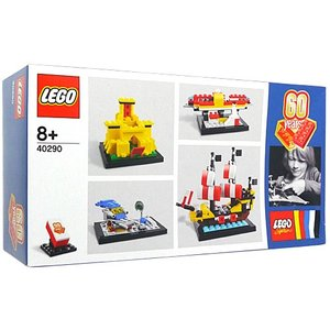 LEGO レゴ 60周年アニバーサリーセット 60 years of the LEGO Brick 40290◆新品Ss【即納】|bii-dama