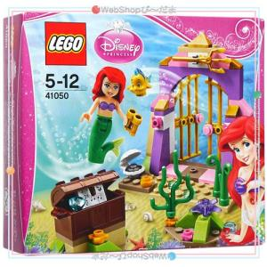 LEGO レゴ ディズニープリンセス アリエルのひみつのたから 41050◆新品Ss|bii-dama