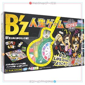 "B'z 30th Year Exhibition ""SCENES"" 1988-2018 会場限定 B'z 人生ゲーム◆新品Ss【即納】