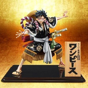 P.O.P KABUKI EDITION モンキー・D・ルフィ【再演】◆新品Ss【即納】|bii-dama