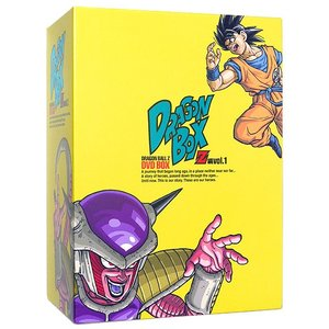 DRAGON BALL Z DVD BOX DRAGON BOX Z Vol.1/PCBC-50368/◆D【即納】|bii-dama